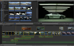 Apple releases Final Cut Pro X video editor