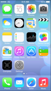 iOS 7.0.1 update voor iPhone 5s, iPhone 5c
