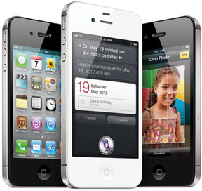 The iPhone 4S sold out in 10 minutes in Hong Kong