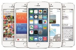 Apple unveils iOS 8 at WWDC