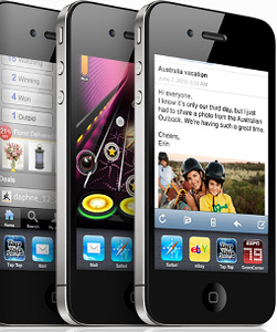 Bank of America, Citigroup considering Apple iPhone for corporate email?