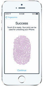 Apple's iPhone 5s fingerprint reader is hacking challenge