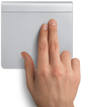 Apple makes Magic Trackpad official
