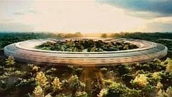 Apple's Spaceship has landed in Cupertino