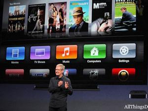 Apple TV update coming next week?