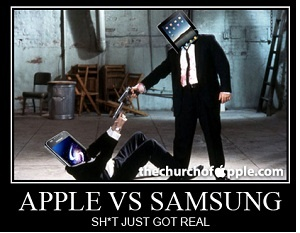Will Samsung's patent deal with Microsoft protect them from Apple?