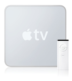 Apple TV launch delayed until next month