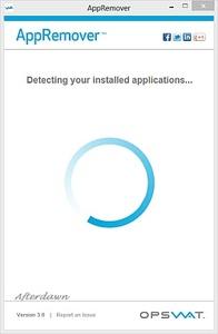 Hardnekkige software verwijderen met AppRemover