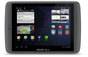 Archos shows off cheap Honeycomb tablets with 250GB storage