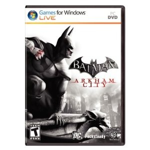 Batman Arkham City for PC delayed, again
