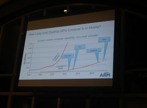 ARM: Your phone will be more powerful than the Xbox One, PS4 by end of next year