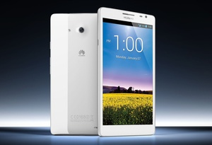 Huawei's 6.1-inch Ascend Mate is official