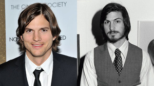 April Fool's? Ashton Kutcher to play Steve Jobs in indie biopic