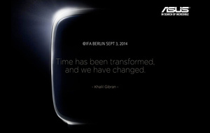 Asus teases smartwatch launch for September 3rd
