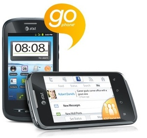 AT&T GoPhone adds LTE, HSPA+ and iPhone
