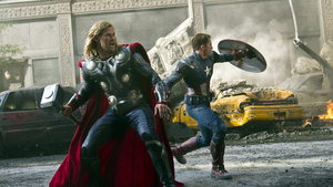 Even with pirated copy available, The Avengers shatters box office records