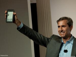 Barnes & Noble onthult nieuwe Nook met e-ink touchscreen