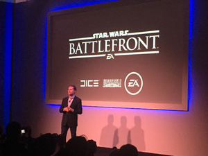Star Wars Battlefront will be available in virtual reality thanks to Sony