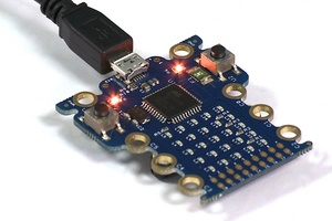 BBC unveils Micro Bit microcomputer for students