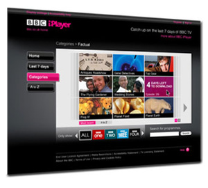 International BBC iPlayer app will cost under $10 per month