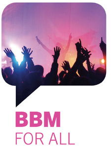 BMM lands on Android, iPhones this week