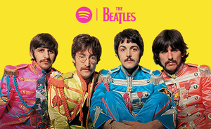 Beatles songs streamed 50 million times in first 48 hours