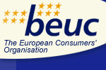 BEUC protesting against DRM and P2P lawsuits