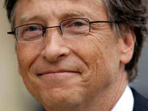Bill Gates thinks malaria research should be prioritized ahead of Internet access