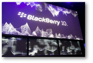 BlackBerry to ditch Japan