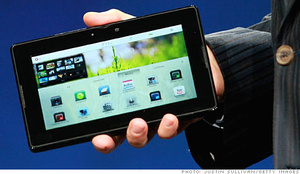RIM to sell PlayBook tablet for 'under $500'
