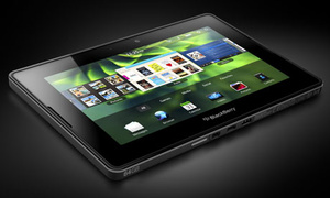 BlackBerry PlayBook tablet was delayed thanks to iPad 2