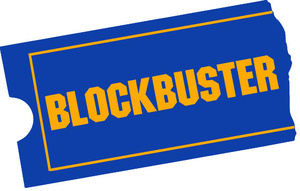 Blockbuster being hurt by rivals