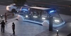 Elon Muskin Boring Company julkaisi videon, jossa tunnelia testataan Teslalla