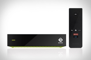 Boxee TV adds DLNA, 3D streaming support