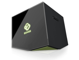 Boxee Box powered by Nvidia Tegra 2
