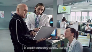 Sky's broadband ad with Bruce Willis banned by ASA