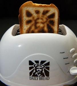 Pitikö tämäkin tehdä: Selfie-leivänpaahdin