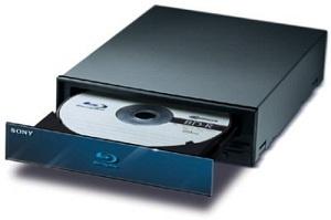 Sonylta tietokoneeseen ennätysnopea Blu-ray-tallennin