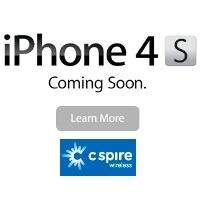 C Spire Wireless inks iPhone 4S deal in U.S.