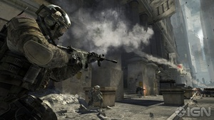 Armed gunmen steal Modern Warfare 3 games from truck