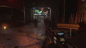 E3 2014: Call of Duty: Advanced Warfare 'Induction' Gameplay Video