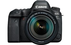Canon esitteli uuden 6D-järkkärin, yksi merkittävä heikkous