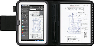 Casio unveils Android-based tablet, scanner hybrid