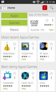 [Android] Cast Store houdt Chromecast-apps voor je in de gaten