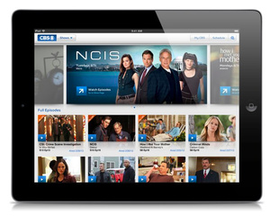 CBS brings full episode streaming to iOS