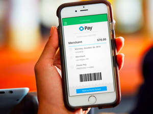 Chase announces its own digital wallet service