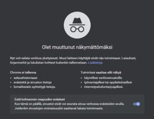 """Chromen """"pornotila"""" vuotaakin tietoja: Google joutuu oikeuteen"""