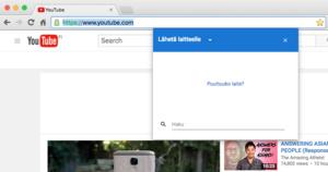 Google integroi Chrome-selaimeen supersuositun ominaisuuden