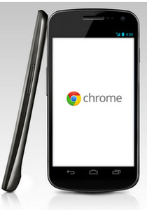 Google Chrome for Android Beta