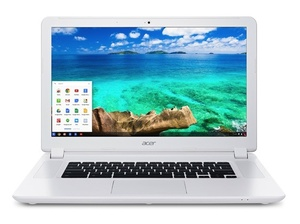 Acer is now the proud owner of the largest Chromebook on the market